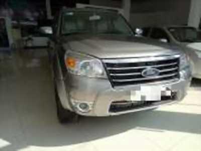 Bán xe ô tô Ford Everest 2.5L 4x2 MT 2010 giá 528 Triệu