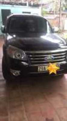 Bán xe ô tô Ford Everest 2.5L 4x2 MT 2011 giá 498 Triệu