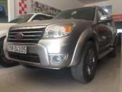 Bán xe ô tô Ford Everest 2.5L 4x2 MT 2011 giá 530 Triệu