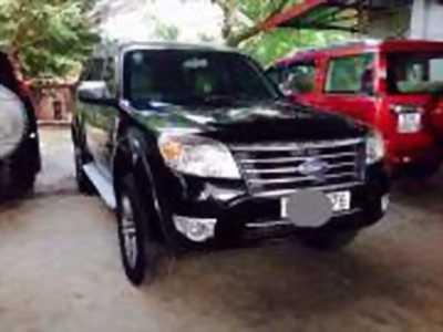 Bán xe ô tô Ford Everest 2.5L 4x2 MT 2012 giá 528 Triệu