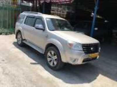 Bán xe ô tô Ford Everest 2.5L 4x2 MT 2012 giá 565 Triệu
