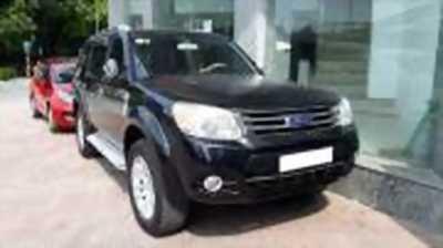 Bán xe ô tô Ford Everest 2.5L 4x2 MT 2013 giá 615 Triệu