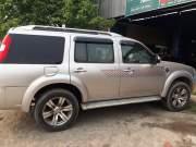 Bán xe ô tô Ford Everest 2.5L 4x4 MT 2010