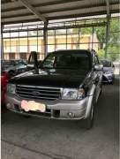 Bán xe ô tô Ford Everest 2.6L 4x2 MT 2005 giá 278 Triệu