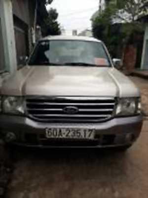 Bán xe ô tô Ford Everest 2.6L 4x2 MT 2005 giá 280 Triệu