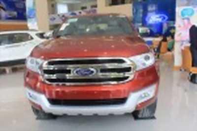 Bán xe ô tô Ford Everest Titanium 2.2L 4x2 AT 2017 giá 1 Tỷ 260 Triệu