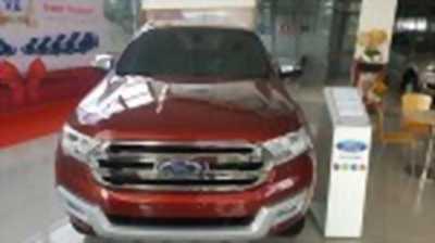 Bán xe ô tô Ford Everest Titanium 2.2L 4x2 AT 2017 giá 1 Tỷ 265 Triệu