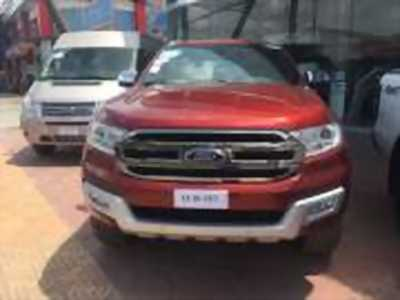 Bán xe ô tô Ford Everest Titanium 2.2L 4x2 AT 2018 giá 1 Tỷ 245 Triệu