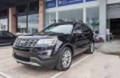Bán xe ô tô Ford Explorer Limited 2.3L EcoBoost 2017 giá 2 Tỷ 180 Triệu