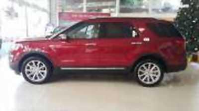 Bán xe ô tô Ford Explorer Limited 2.3L EcoBoost 2017 giá 2 Tỷ 180 Triệu tại quận củ chi