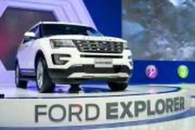 Bán xe ô tô Ford Explorer Limited 2.3L EcoBoost 2018 giá 2 Tỷ 193 Triệu quận 10