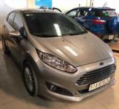 Bán xe ô tô Ford Fiesta S 1.0 AT Ecoboost 2014