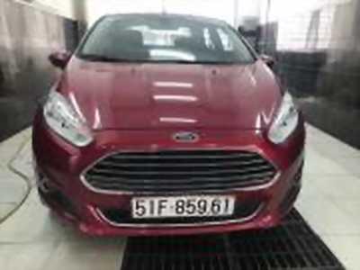 Bán xe ô tô Ford Fiesta Titanium 1.5 AT 2017 giá 500 Triệu