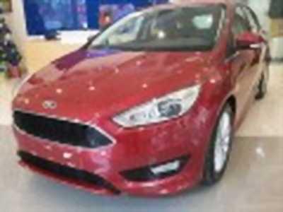 Bán xe ô tô Ford Focus Sport 1.5L 2018 giá 770TR màu đỏ.