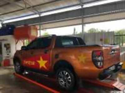 Bán xe ô tô Ford Ranger Wildtrak 2.2L 4x2 AT 2017 giá 820 Triệu