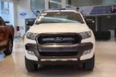 Bán xe ô tô Ford Ranger Wildtrak 2.2L 4x2 AT 2017 giá 837 Triệu