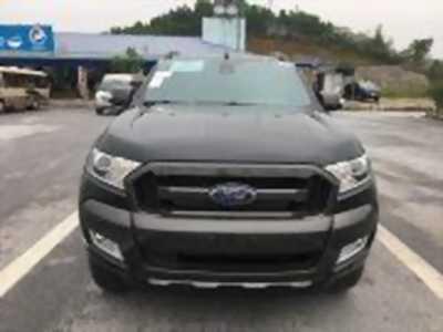 Bán xe ô tô Ford Ranger Wildtrak 2.2L 4x4 AT 2017 giá 837 Triệu