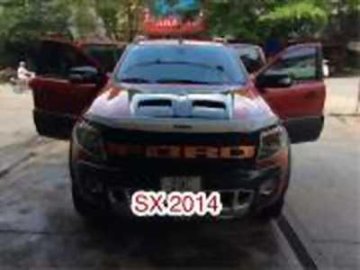 Bán xe ô tô Ford Ranger Wildtrak 3.2L 4x4 AT 2014