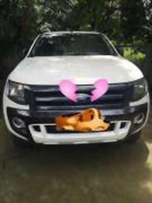 Bán xe ô tô Ford Ranger Wildtrak 3.2L 4x4 AT 2015 giá 678 Triệu
