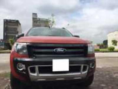 Bán xe ô tô Ford Ranger Wildtrak 2015 tại Hà Tĩnh
