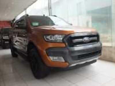 Bán xe ô tô Ford Ranger Wildtrak 3.2L 4x4 AT 2016 giá 770 Triệu