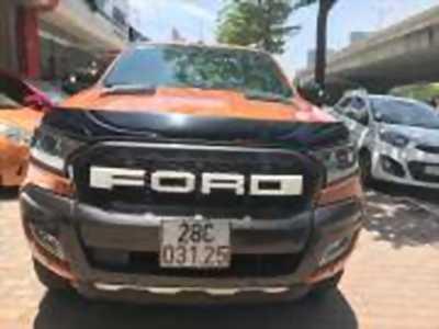 Bán xe ô tô Ford Ranger Wildtrak 3.2L 4x4 AT 2016 giá 810 Triệu