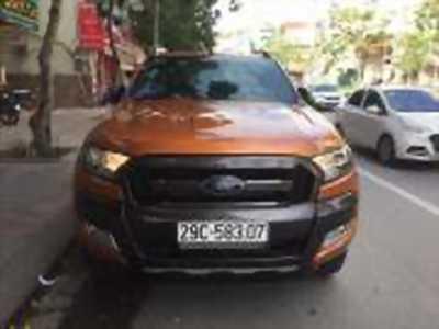 Bán xe ô tô Ford Ranger Wildtrak 3.2L 4x4 AT 2016 giá 810 Triệu huyện ba vì
