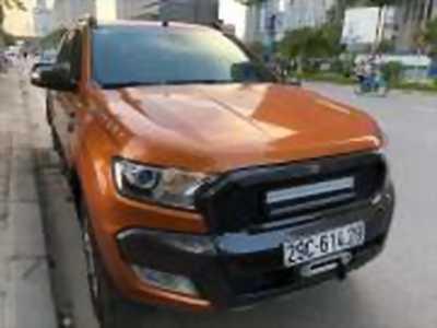Bán xe ô tô Ford Ranger Wildtrak 3.2L 4x4 AT 2016 giá 818 Triệu huyện ba vì