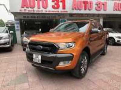 Bán xe ô tô Ford Ranger Wildtrak 3.2L 4x4 AT 2016 giá 825 Triệu