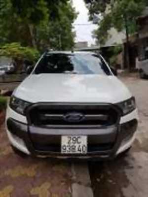 Bán xe ô tô Ford Ranger Wildtrak 3.2L 4x4 AT 2016 ở Hà Nội