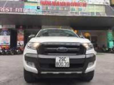 Bán xe ô tô Ford Ranger Wildtrak 3.2L 4x4 AT 2016 giá 839 Triệu