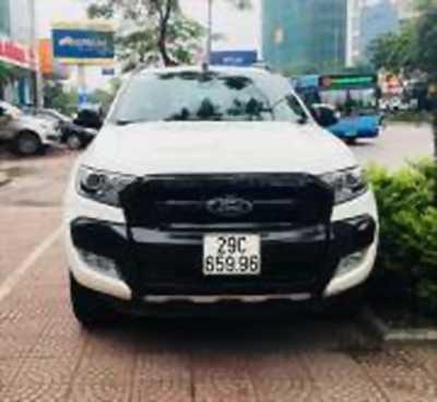 Bán xe ô tô Ford Ranger Wildtrak 3.2L 4x4 AT 2016 giá 840 Triệu
