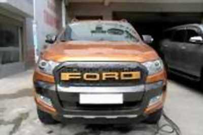 Bán xe ô tô Ford Ranger Wildtrak 3.2L 4x4 AT 2016 giá 850 Triệu