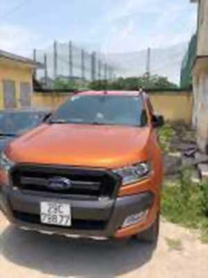 Bán xe ô tô Ford Ranger Wildtrak 3.2L 4x4 AT 2017 giá 816 Triệu
