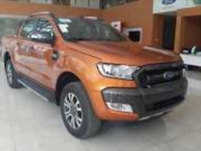 Bán xe ô tô Ford Ranger Wildtrak 3.2L 4x4 AT 2017 giá 875 Triệu