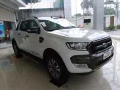 Bán xe ô tô Ford Ranger Wildtrak 3.2L 4x4 AT 2017 giá 880 Triệu