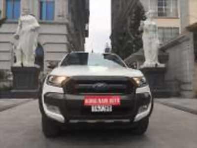 Bán xe ô tô Ford Ranger Wildtrak 3.2L 4x4 AT 2017 giá 888 Triệu