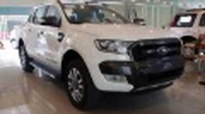 Bán xe ô tô Ford Ranger Wildtrak 3.2L 4x4 AT 2017