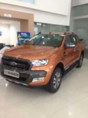 Bán xe ô tô Ford Ranger Wildtrak 3.2L 4x4 AT 2017 giá 925 Triệu