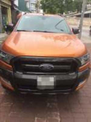 Bán xe ô tô Ford Ranger Wildtrax 2017 giá 765 Triệu