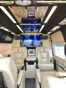 Bán xe ô tô Ford Transit Limousine 2015 giá 1 Tỷ 195 Triệu tại  bình tân