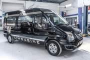 Bán xe ô tô Ford Transit Limousine 2018 giá 1 Tỷ 194 Triệu