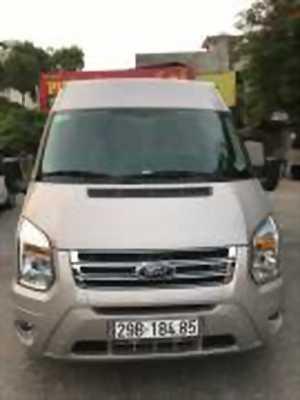 Bán xe ô tô Ford Transit Luxury 2017 tại Thanh Hóa.