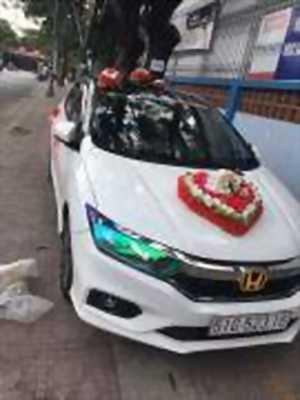 Bán xe ô tô Honda City 1.5 2017 giá 570 Triệu
