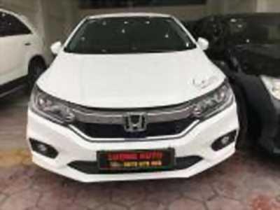 Bán xe ô tô Honda City 1.5TOP 2017 giá 610 Triệu