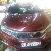 Bán xe ô tô Honda City 1.5TOP 2017 tại Con Cuông.