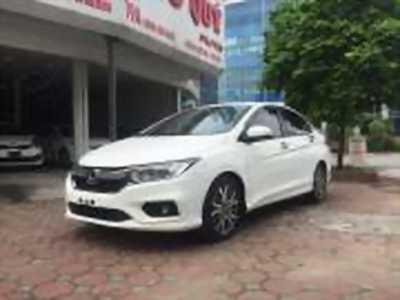Bán xe ô tô Honda City 1.5TOP 2017 giá 612 Triệu