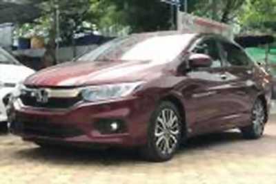 Bán xe ô tô Honda City 1.5TOP 2018 giá 644 Triệu