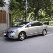 Bán xe ô tô Honda Civic 1.8 AT 2009 tại NGhệ An.