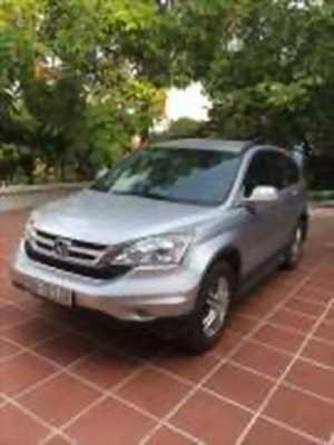 Bán xe ô tô Honda CR V 2.4 AT 2010 giá 590 Triệu